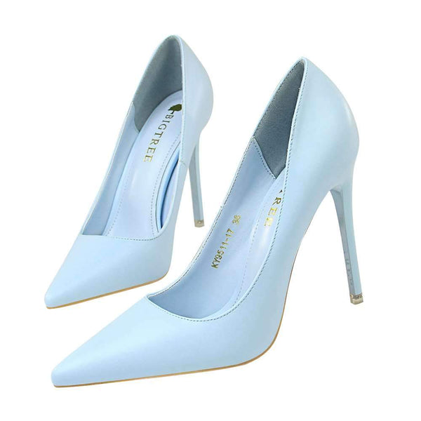 Fashion Sexy High-heeled Pointed Toe Pump Shoes