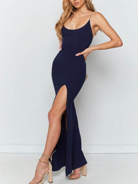 Sling Backless Sexy Tight Dress