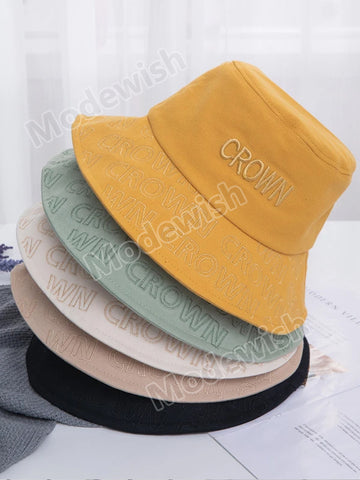 Women's Summer Sun Visor Fisherman Hat