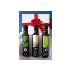 O Olive Oil - Three Olive Oil Gift Box
