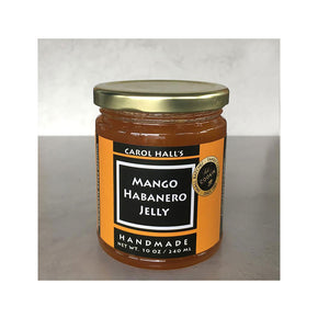 Carol Hall's Mango Habanero Pepper Jelly