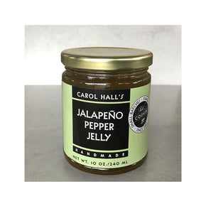 Carol Hall's Jalapeno Pepper Jelly