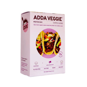 Adda Veggie Protein Mix: Chipotle Adobo (Meat Alternative)