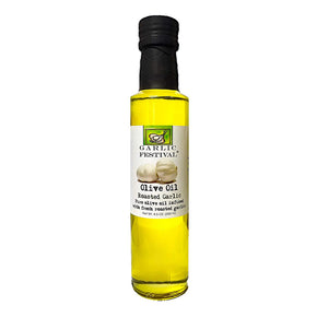 Garlic Festival Roasted Garlic Olive Oil - 8.5 oz. (250ml)