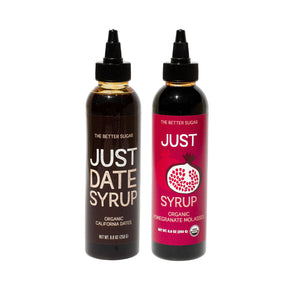 Just Date/Just Pomegranate Syrup Set