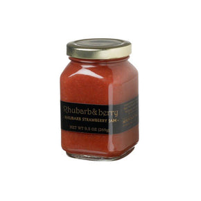Mountain Fruit Company Rhubarb&Berries - Rhubarb Strawberry Jam