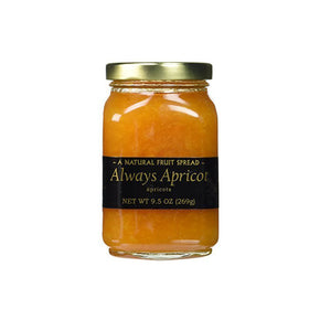 Mountain Fruit Company Always Apricot - California Apricot Jam