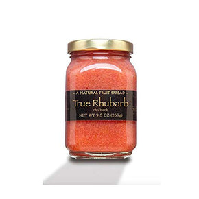 Mountain Fruit Company True Rhubarb - Rhubarb Jam