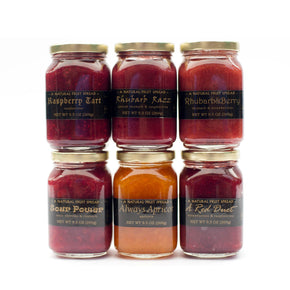 Mountain Fruit Company Jam - 12 Jar Case