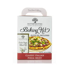 Italian Pizza Crust Baking Kit