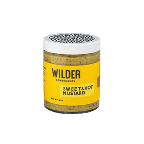 Wilder Sweet & Hot Mustard