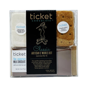 Artisan S'mores Kit: Serves 4