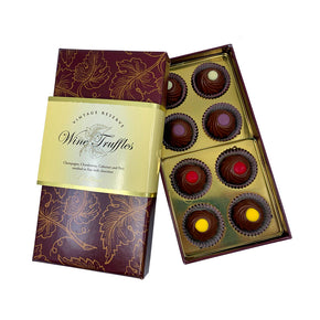 Torn Ranch Wine Truffles Assortment (8 count)
