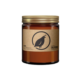 Lake Tahoe Scent: Natural Coconut Soy Wax Candle