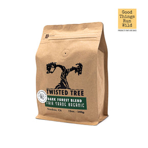 Twisted Tree Dark Forest Blend Coffee