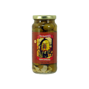 Primo's Gourmet Foods - Habanero Stuffed Olives