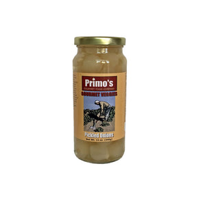 Primo's Gourmet Pickled Onions