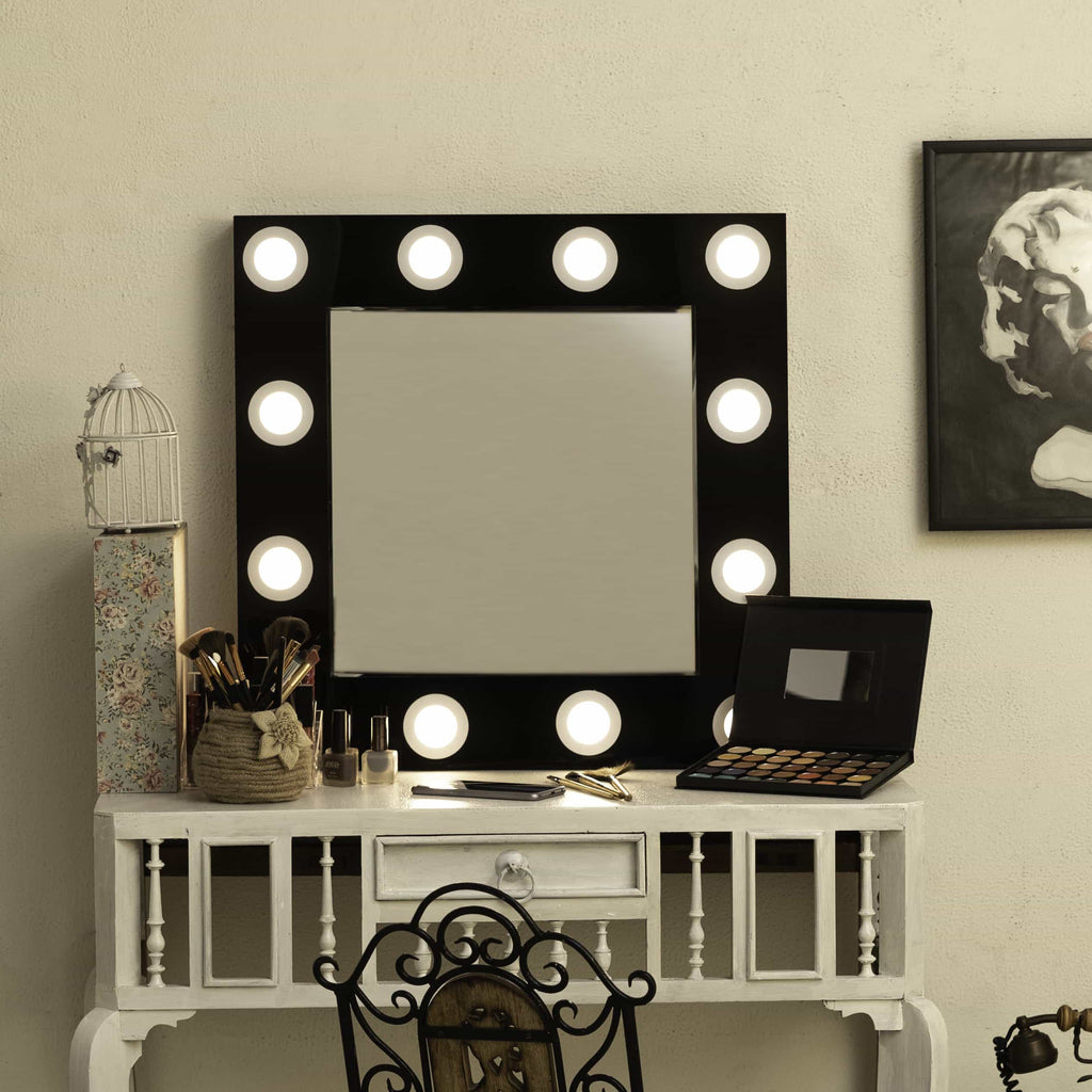 Vanity Mirror with Lights Small - Vanity Mirror with Lights - Gonecase