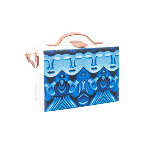 Blue Calm Sling Bag - [product_type] - Gonecase