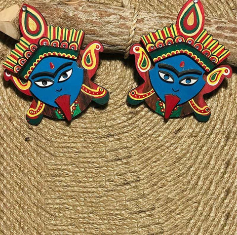 Durga Earings - [product_type] - Gonecase