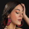 Image of Anokhi hoops by gonecase