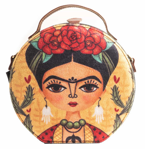 Frida Khalo Sling Bag by Gonecase - sling bag - Gonecase