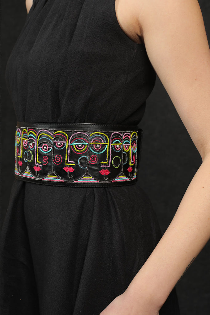 Anokhi handcrafted waist belt by Gonecase