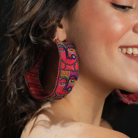 Anokhi hoops by gonecase