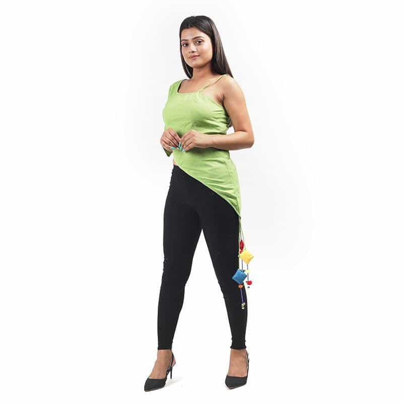Green Off Shoulder Top by Gonecase ,Apparel, gonecasestore - gonecasestore