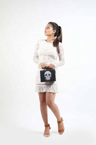 Skull Sling Bag by Gonecase