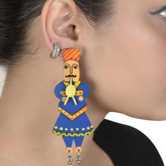 Katputli Earrings
