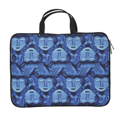 Buddha Printed Laptop Sleeve ,, gonecasestore - gonecasestore
