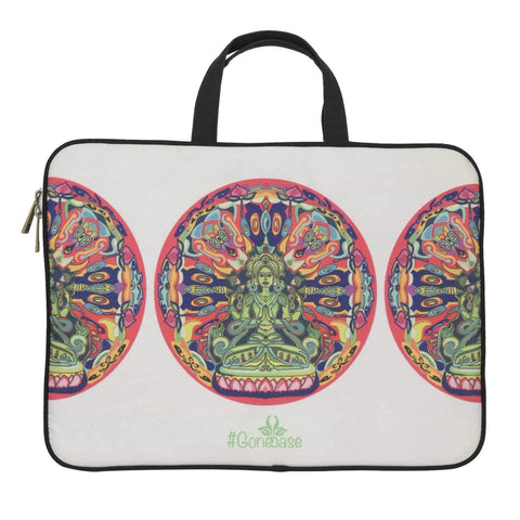 Psychedelic Laptop Sleeve ,, gonecasestore - gonecasestore