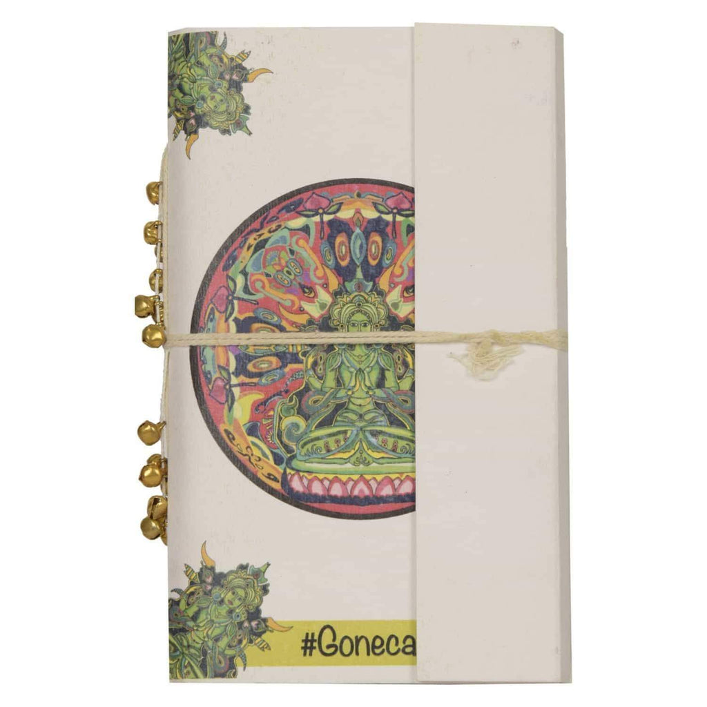 Psychedelic Printed Diaries - [product_type] - Gonecase