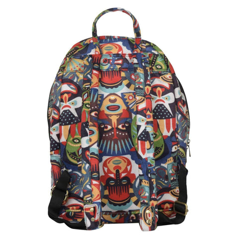 Tribal Printed  Backpack ,backpack, gonecasestore - gonecasestore