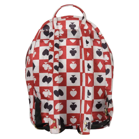 Play Card Printed Backpack by Gonecase - backpack - Gonecase