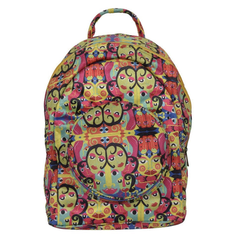 Quirky Printed Backpack by Gonecase - backpack - Gonecase
