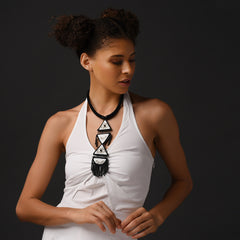 Trendsetter Handcrafted Neckpieces by gonecase ,Necklace, GoneCase - gonecasestore