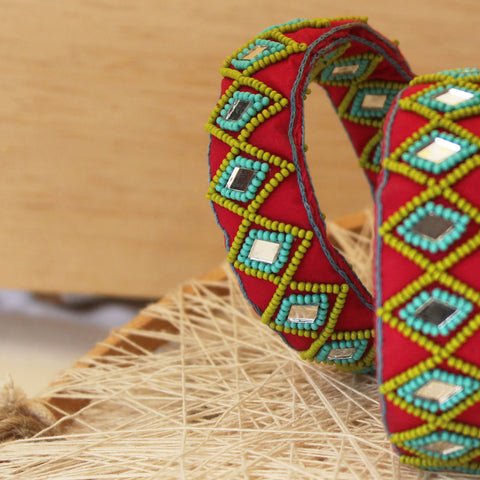 Banjara Hoops by gonecase