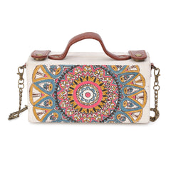 Mandala Clutch Bag