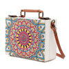 Image of Mandala Handpainted Sling Bag