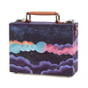 Image of Mishi Handpainted Clutch Bag ,Clutch Bag, gonecasestore - gonecasestore