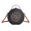 Image of Golden Zari Embroidered Sling Bag ,sling bag, gonecasestore - gonecasestore