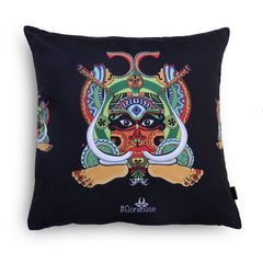 Bhoot Aaya Cushion Cover