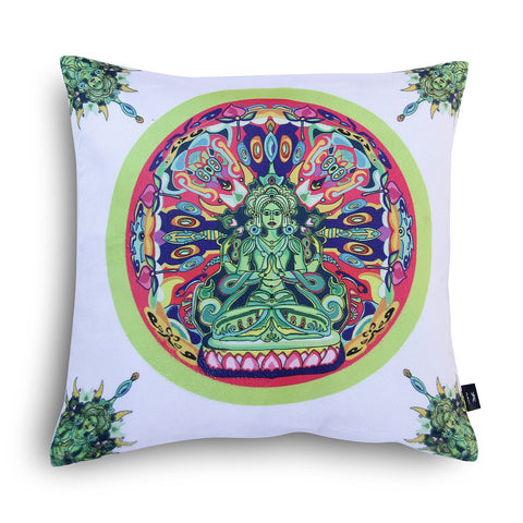 Goddess Cushion Cover