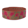 Image of Pichwai hand embroidered waist belt by Gonecase