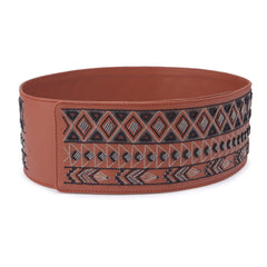 Dhaka handcrafted waist belt by gone case