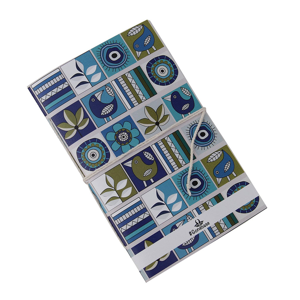 Tribal Diary by Gonecase ,diary, gonecasestore - gonecasestore