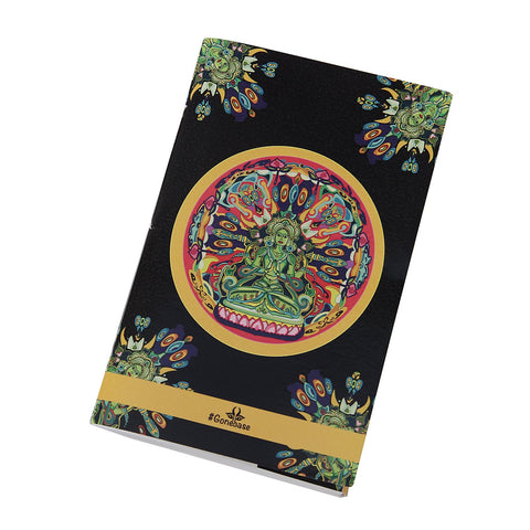 Ethnic Printed Diary ,diary, gonecasestore - gonecasestore
