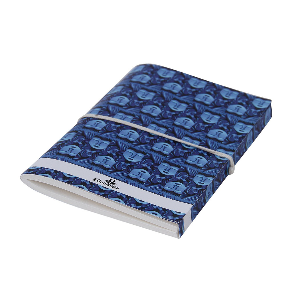 Buddha Blue Diary ,diary, gonecasestore - gonecasestore